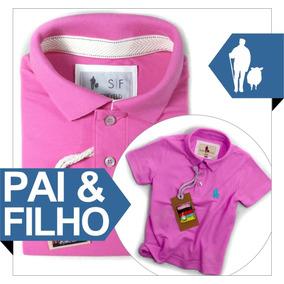 Tal Pai & Filho Camisa Masculina Polo S&f Qualidde Importada