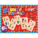 Domino Números De Madera Giro Didáctico