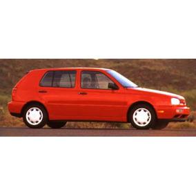 Vidro Vigia/traseiro Golf Antigo 95/98