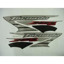 Kit Adesivos Honda Xr 250 Tornado 2006 Preta