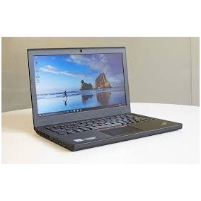 Ultrabook Notebook Lenovo T460 I7-6600u 16gb 240gb Ssd