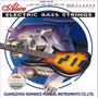 Juego De Cuerdas Para Bajo Electrico 6 Cuerdas