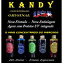 Kandy Original Usa Concentrado C/protetor Uv E Manual 3 Unid
