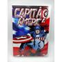 Capitão América - Desenho Animado - Raro!