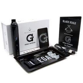 Vaporizador Black Scale G Pro Elegante Accesorios Repuestos