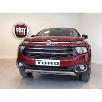 Lanzamiento 2017 Financiado Fiat Toro Freedom 4x2 (men)