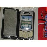 Protector Brillante Fashion Caratula Sony Ericsson W580 S500