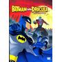 Dvd Batman Vs Dracula ( 2005 ) - Brandon Vietti