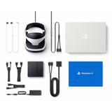 Playstation Vr Controles Camara Vr Worlds Y Consola Ps 4 Pro