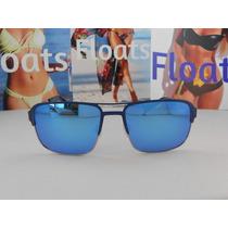 Lentes Polarizados Floats F4221 Azul, Negro