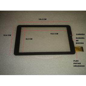 Cristal Touch De Tablet Celular Tech Pad 3g