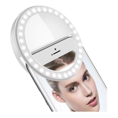 Aro De Luz Led Para Selfie Flash Celular