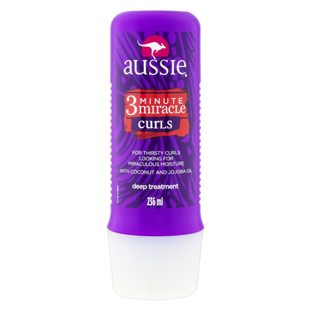 Creme de tratamento Aussie 3 Minute Miracle Curls 236ml