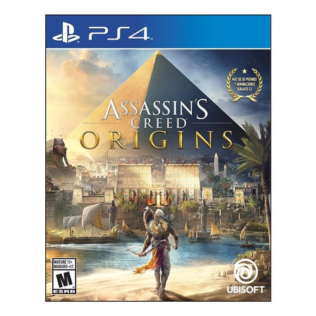 Assassin's Creed: Origins Standard Edition Ubisoft PS4 Digital