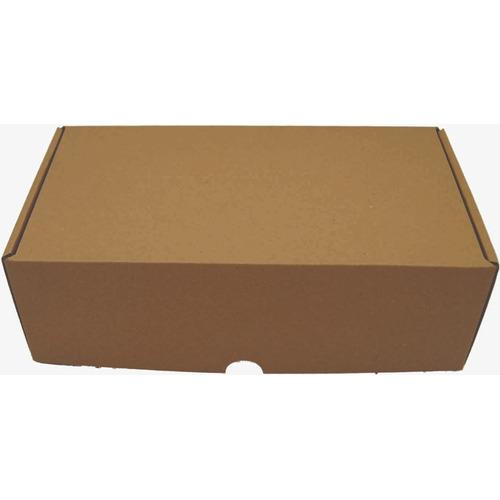 Mailbox 29x16x9cm 25 Piezas Caja Envíos Microcorrugado Kraft