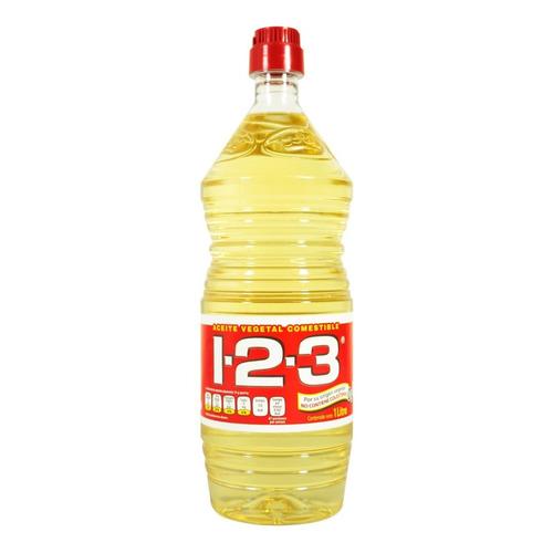 Aceite Vegetal 1-2-3 1 Lt