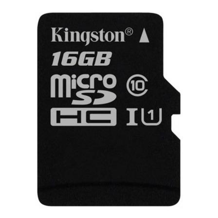 Tarjeta de memoria Kingston SDC4SP 16GB