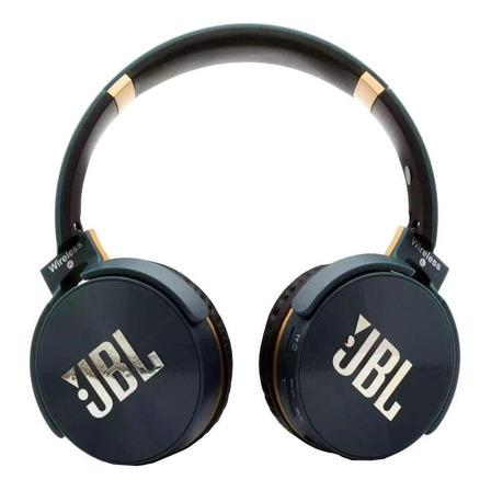 Fone de ouvido over-ear sem fio JBL Everest JB950 preto