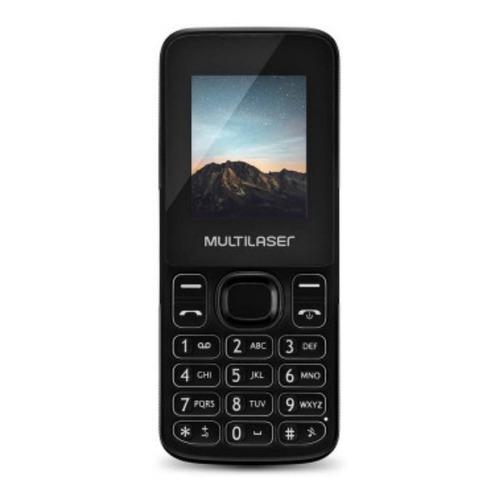 Teléfono Celular Básico Radio Camara Multilaser Up Liberado