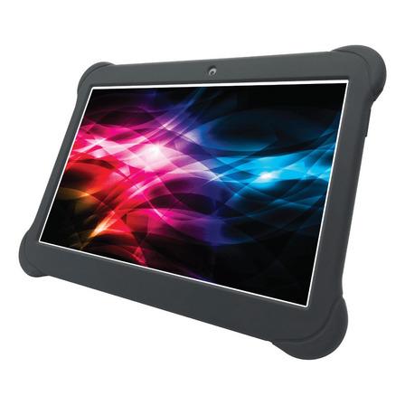 """Tablet  con funda eNova 10"""" Metal 10"""" 16GB gris con memoria RAM 2GB"""