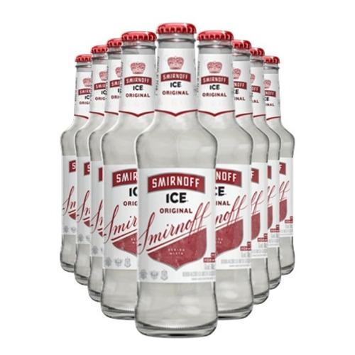 Promo Vodka Smirnoff Ice 275 Ml X 24 Botellas