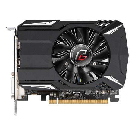 Placa de vídeo AMD ASRock  Phantom Gaming Radeon RX 500 Series RX 550 PHANTOM G R RX550 2G 2GB