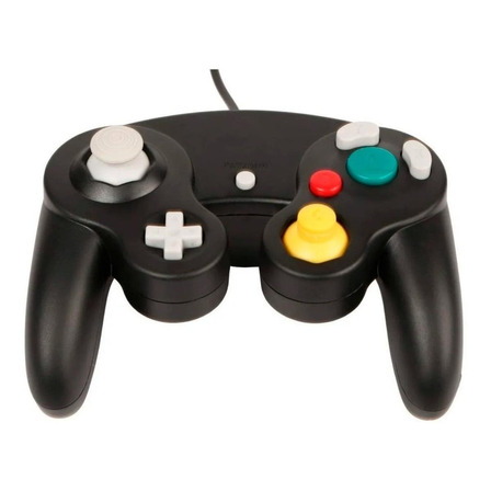 Control joystick Teknogame Control GameCube negro