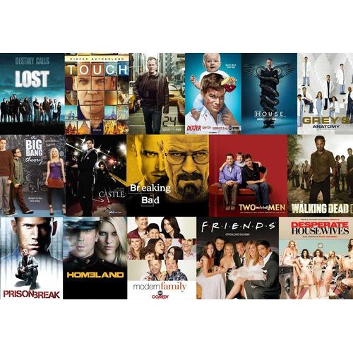 Series Completas Digital Español Ingles Anime Audio Dual