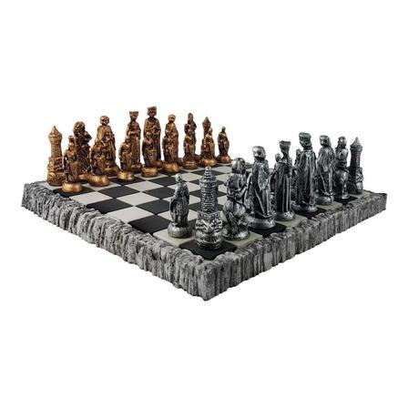 Xadrez Medieval Daruma Decor