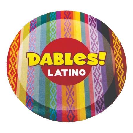 Juego de cartas Dables Latino