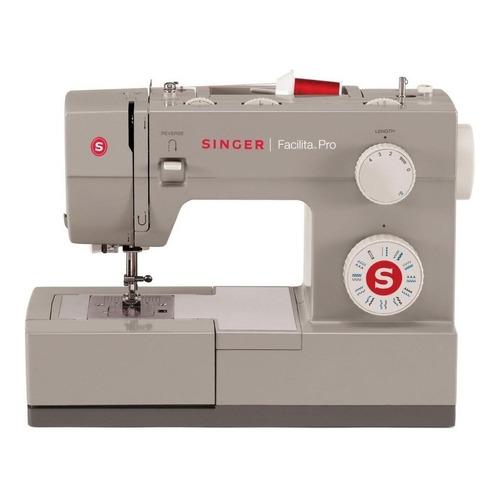 Máquina de coser recta Singer Facilita Pro 4423 portable gris 220V