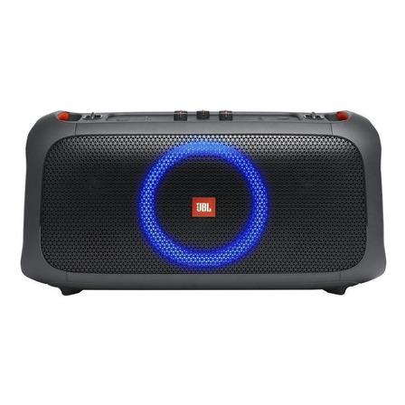 Alto-falante JBL PartyBox On-The-Go portátil com bluetooth black 100V-240V