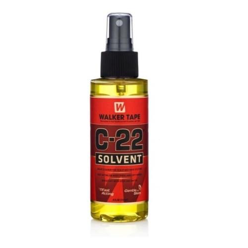 Solvente Removedor C-22 Walker Tape P/protesis Capilar 118ml