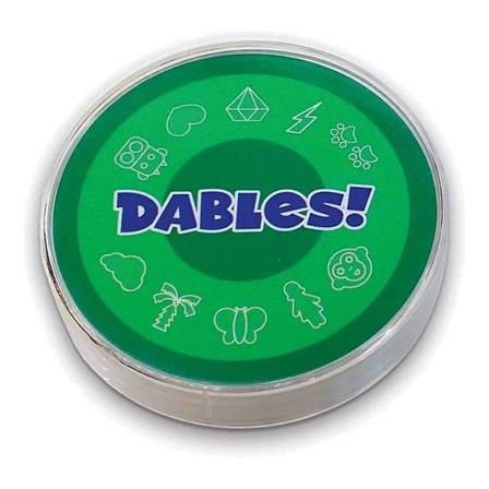 Juego de cartas Dables Dables