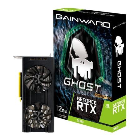 Placa de vídeo Nvidia Gainward  Ghost GeForce RTX 30 Series RTX 3060 NE63060019K9-190AU 12GB