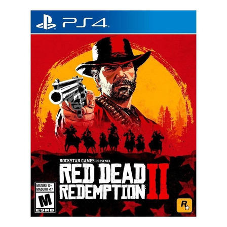 Red Dead Redemption 2 Standard Edition Rockstar Games PS4 Digital