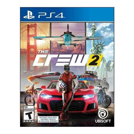 The Crew 2 Standard Edition Ubisoft PS4 Digital
