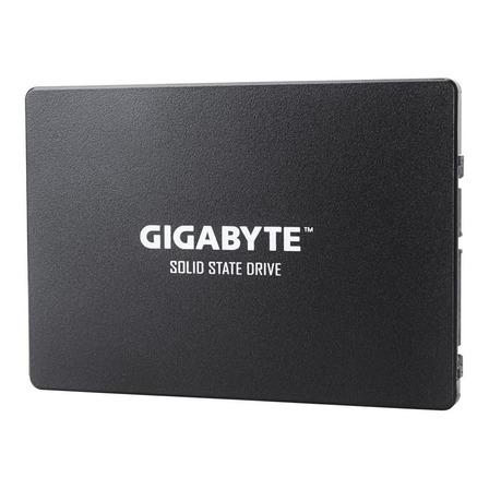 Disco sólido interno Gigabyte GP-GSTFS31120GNTD 120GB negro