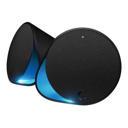 Parlante Logitech G560 portátil con bluetooth negro 220V