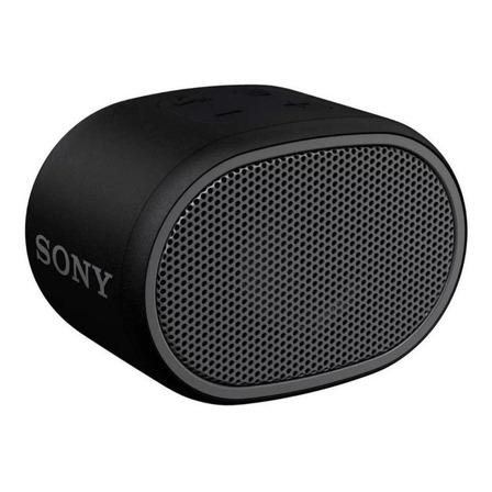 Bocina Sony Extra Bass XB01 portátil con bluetooth negra