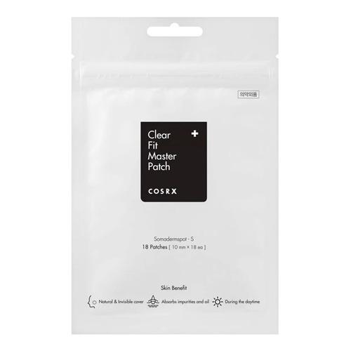 Parche Transparente Tratamiento Espinillas Acné Cosrx 18pzs