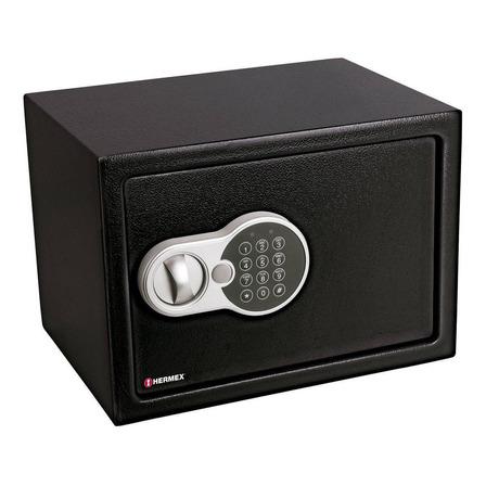 Caja fuerte Hermex CASE-31 con apertura electrónica