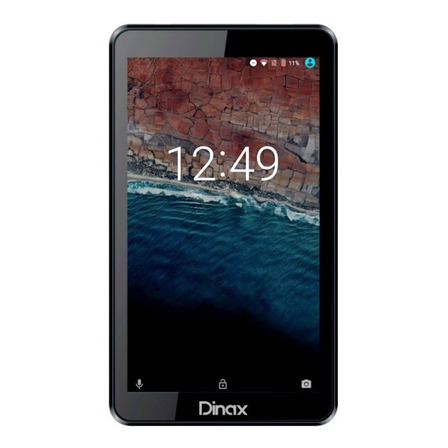 "Tablet  Dinax Beta 7"" 8GB negra con memoria RAM 1GB"