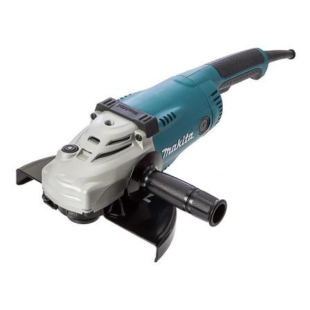 Esmerilhadeira angular Makita GA9020 azul-turquesa 2200 W 220 V - 240 V