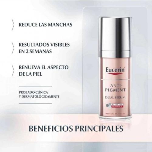 Eucerin Antipigment Dual Serum Facial 30ml Promocion