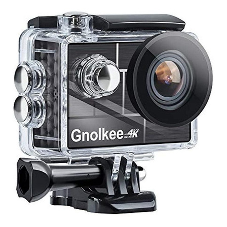 Cámara deportiva Gnolkee G44H 4K black