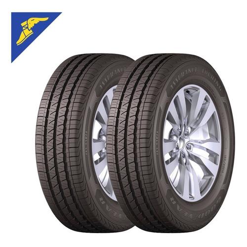 Kit X2 Neumáticos Goodyear 195/60r16 Assurance