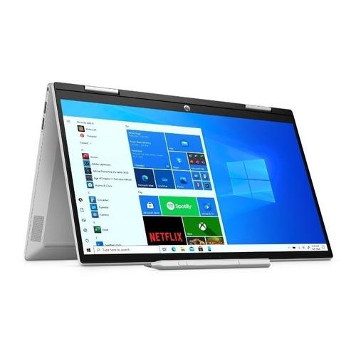 Notebook Hp X360 14-dy0502la Core I3 1125g4 8gb 256gb W10