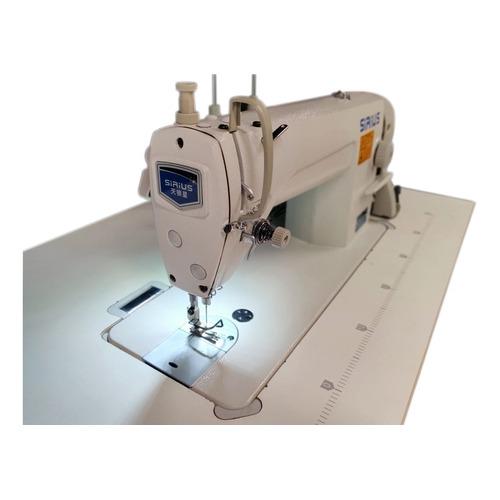 Nueva Maquina De Coser  Industrial Recta + Mueble + Motor