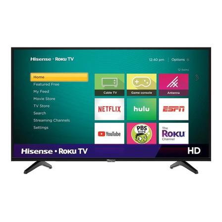 "Smart TV Hisense H4 Series 32H4F5 LCD HD 32"" 120V"